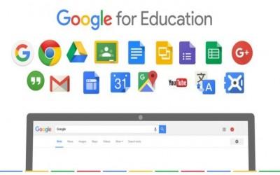 Memanfaatkan 16 Aplikasi Google sebagai Media dalam Pembelajaran di Sekolah